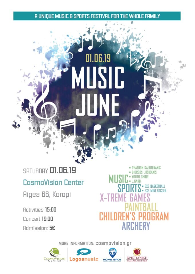 MUSIC JUNE 01.06.19