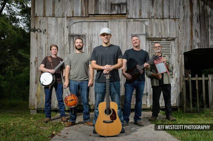 SOUTHERN CROSS – Συναυλία bluegrass county μουσικής